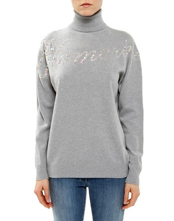 #blumarine40 Limited Edition Turtleneck Sweater