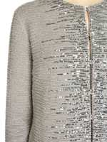 Strickjacke Mit Lurex