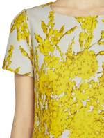 Spanish Broom Print Dress