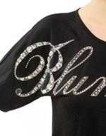 T-shirt #blumarine40 Limited Edition
