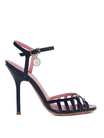 Sandals With Stiletto Heel