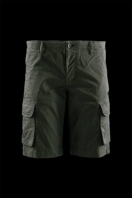 BERMUDA MAN ARMY CARGO POCKETS