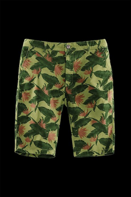 Man's shorts Floral