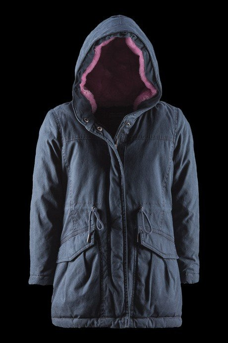 GIRL COAT PARKA 3723TCFX
