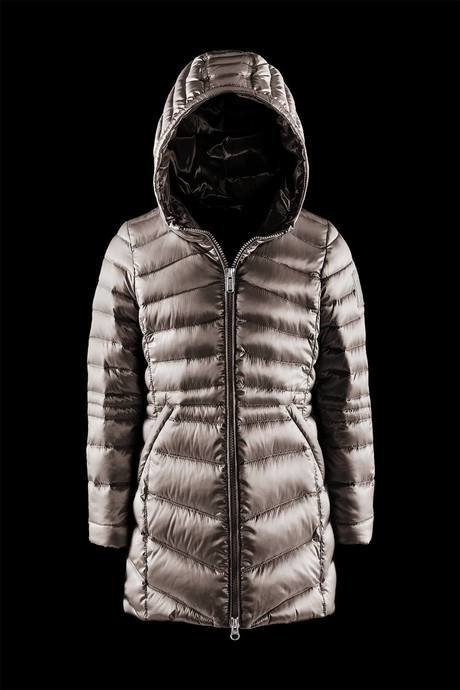 Girl down jacket Urban