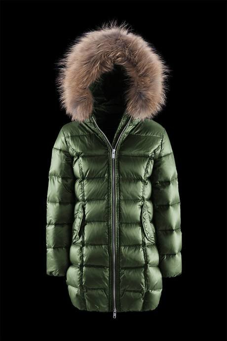 Girl down jacket Basic