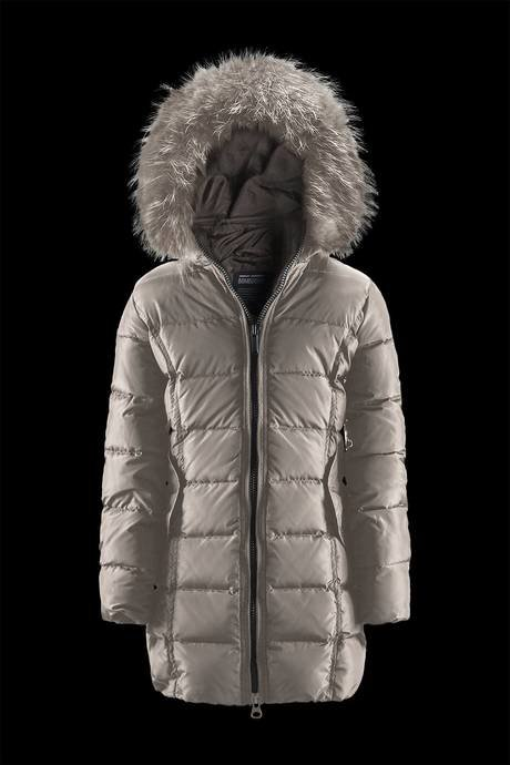 Girl down jacket Essential