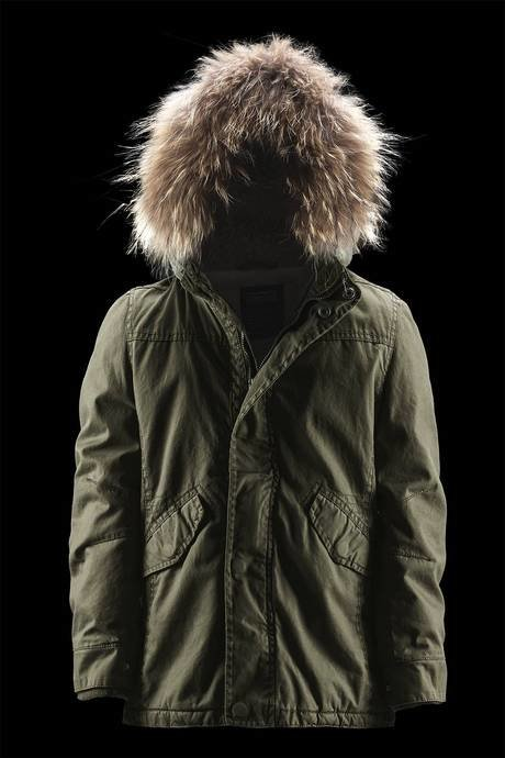 KID COAT PARKA 3673TCFX