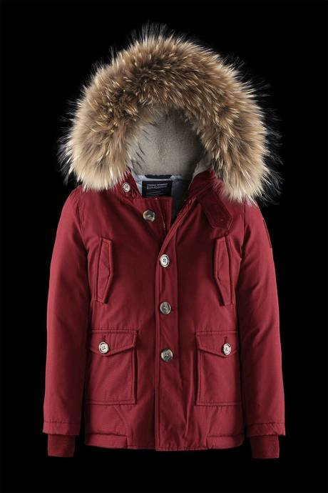 Boy parka Casual