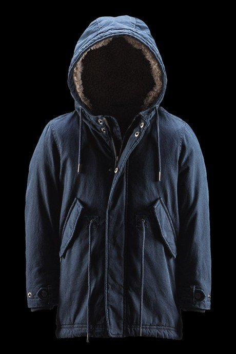 KID COAT PARKA 674STCFX