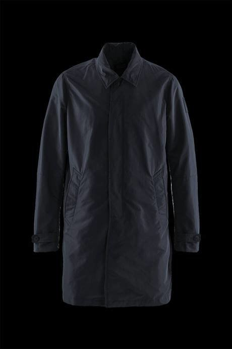 TRENCH MEN ENGLISH PLACKET