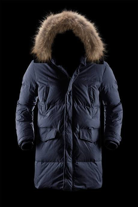 MAN COAT PARKA 3561TF70