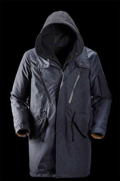 MAN COAT PARKA 3567TMB4