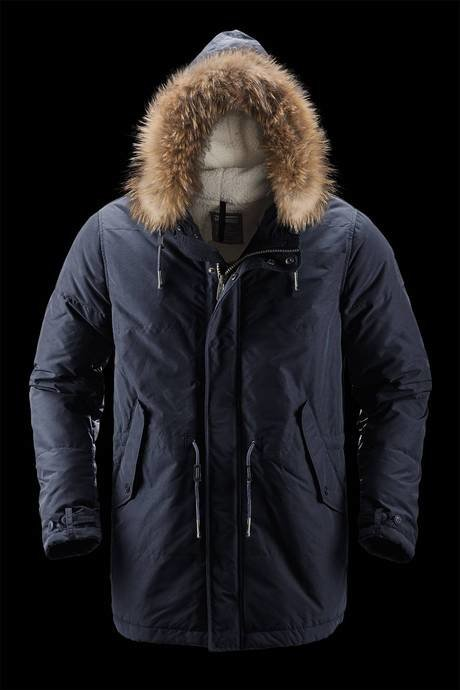 MAN COAT PARKA 3718TNP7