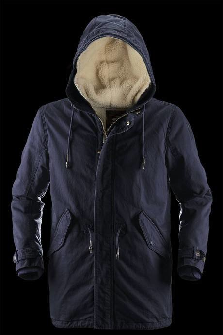 MAN COAT PARKA 3742TBT3