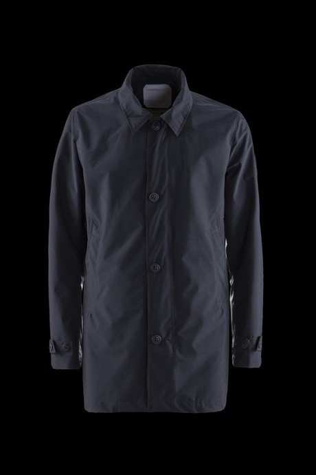 TRENCH UOMO UNLINED
