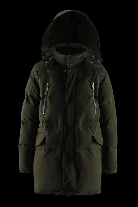 Man's field jacket