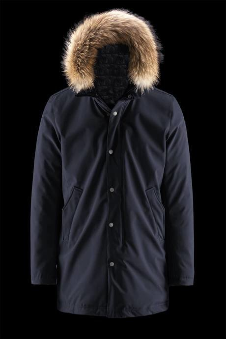 Man's coat Basic