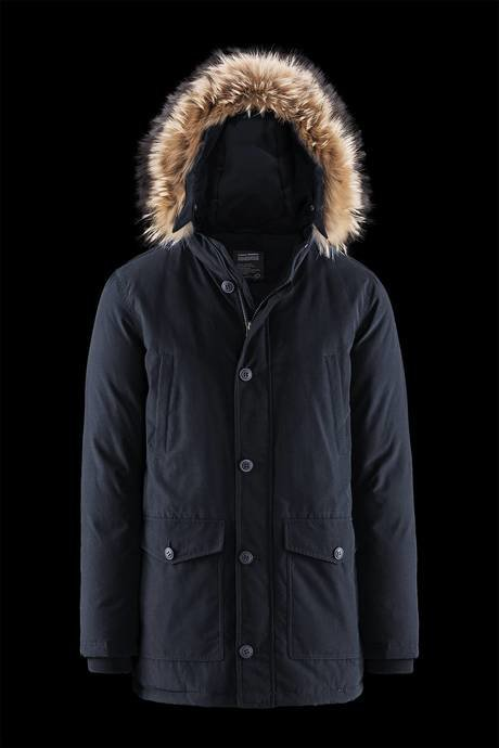Man's parka City