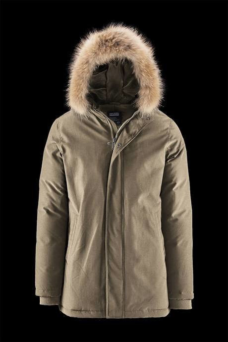 Men's parka coats with or without fur online | Bomboogie®