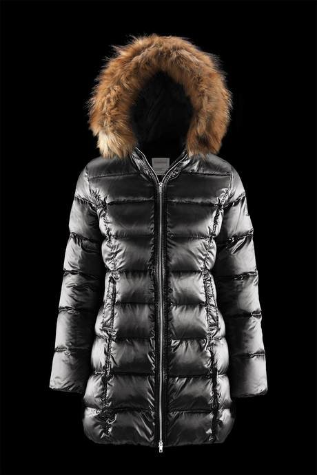 Woman's down jacket Echos