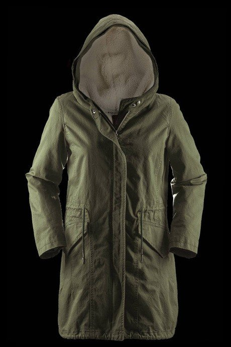 WOMAN COAT PARKA 3768TBT3