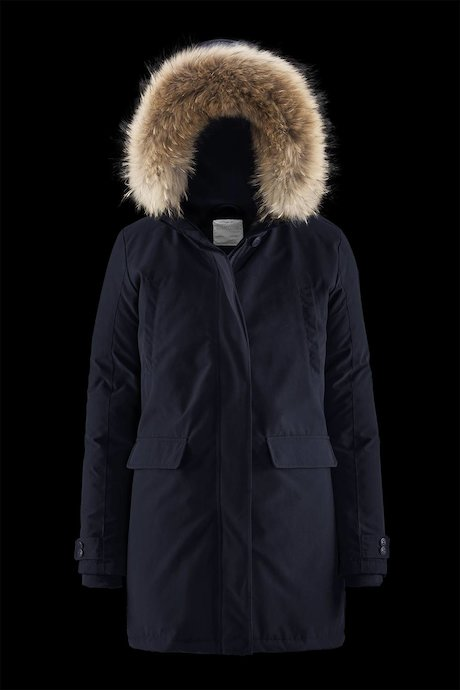 Woman's parka Contemporary