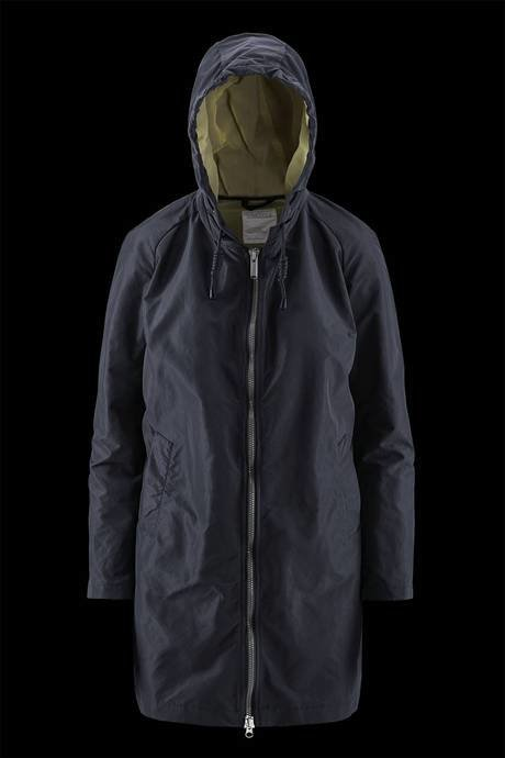 PARKA WOMAN UNLINED