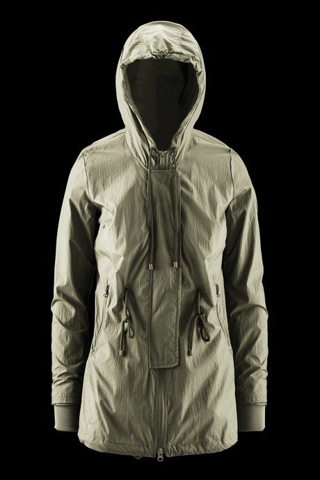 PARKA WOMAN URBAN