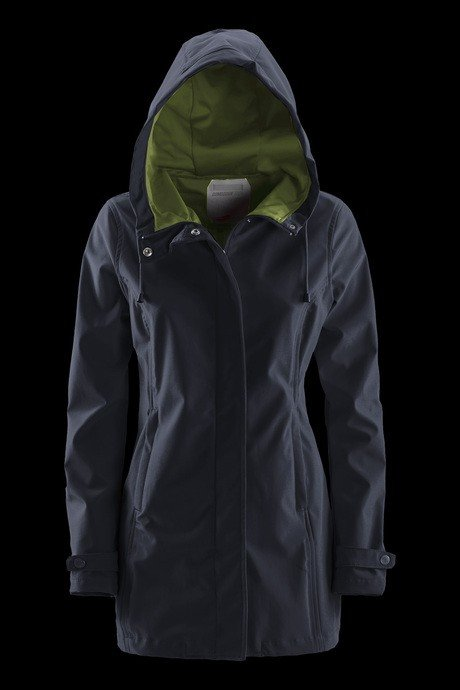 PARKA WOMAN SOFSHELL UNLINED