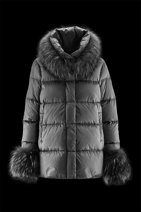 Woman's down jacket Bijou