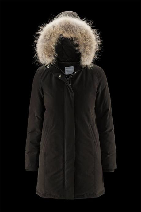 WOMAN COAT PARKA 9849TODB