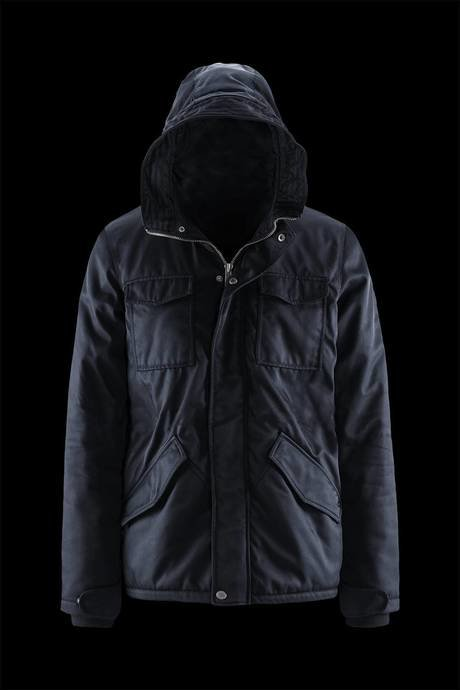 Field Jacket Uomo
