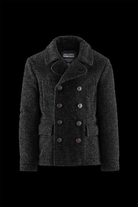 Herren Mantel Zweireiher