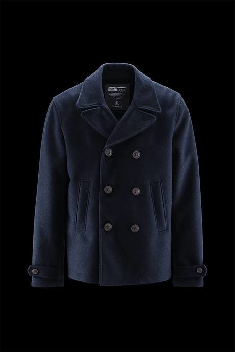 Man's coat Wool