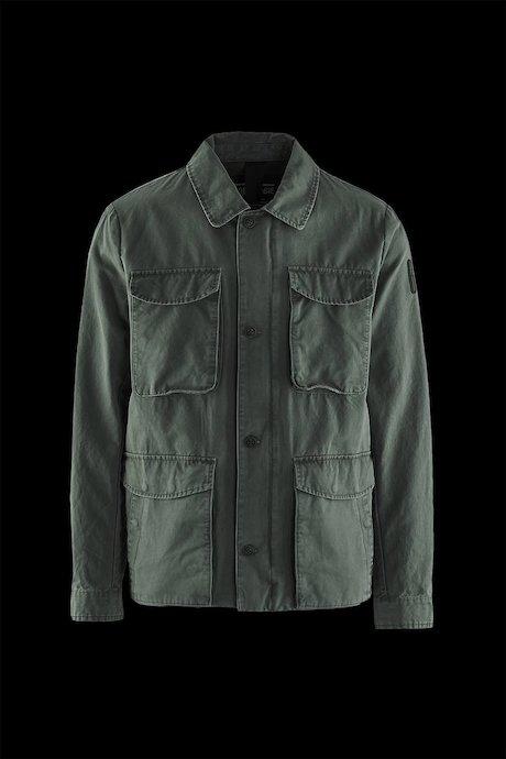 Man's Jacket Pocket