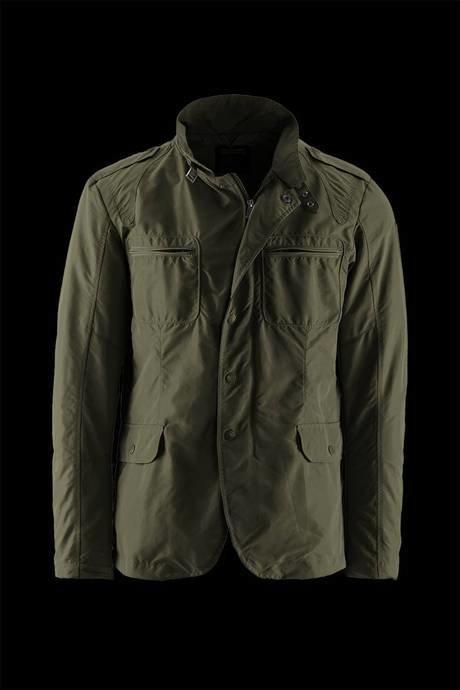 Man's Multi- pocket blazer