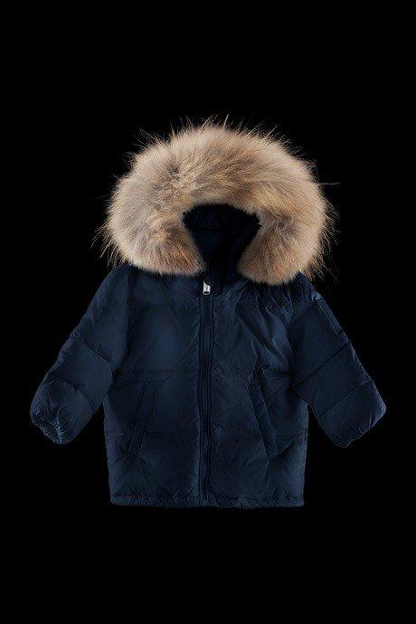 Baby down jacket Snowflake