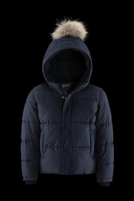 Boy down jacket Cresta