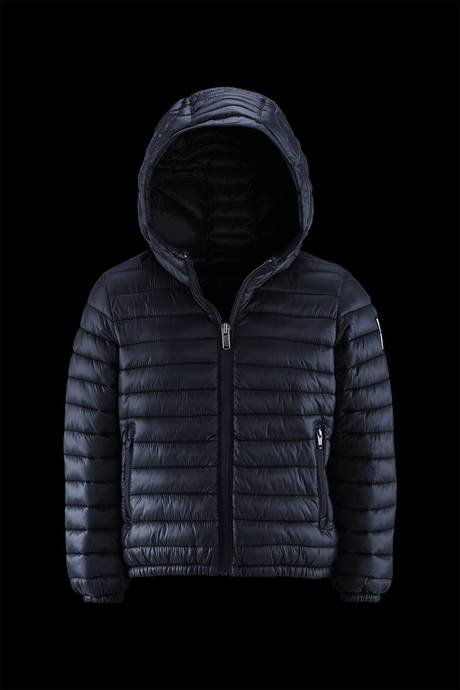 Boy down jacket quilted