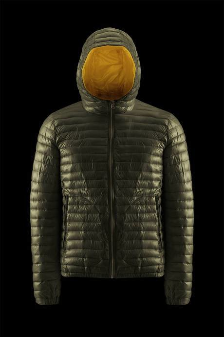 MAN JACKET REVERSIBLE SYNTHETIC PADDING