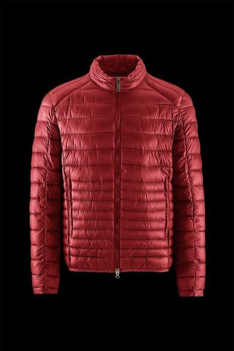 MAN JACKET PADDING SYNTHETIC FEATHER EFFECT