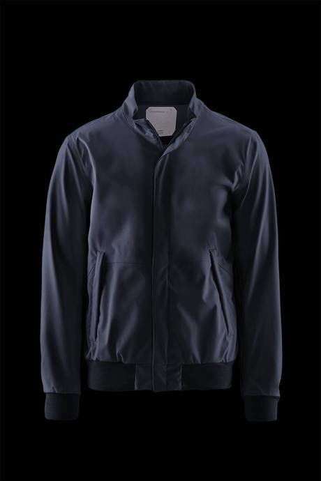 BOMBER MAN SOFTSHELL UNLINED