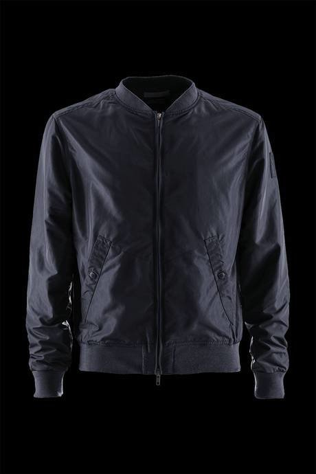 BOMBER MEN'S LINED YELLOW NETWORK