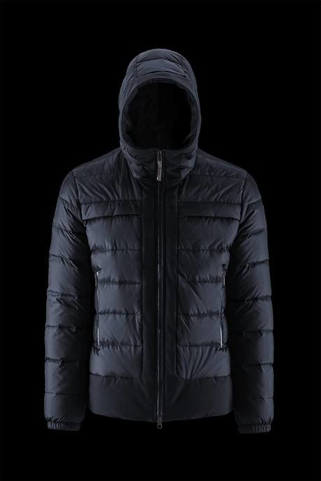 Man's down jacket two colors