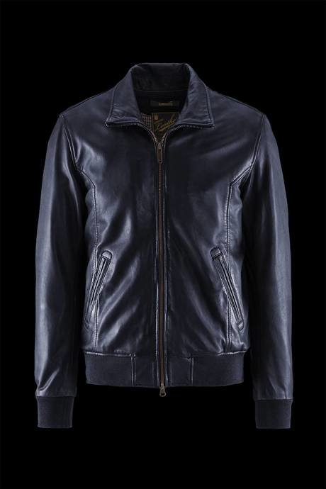 JACKET MAN LEATHER
