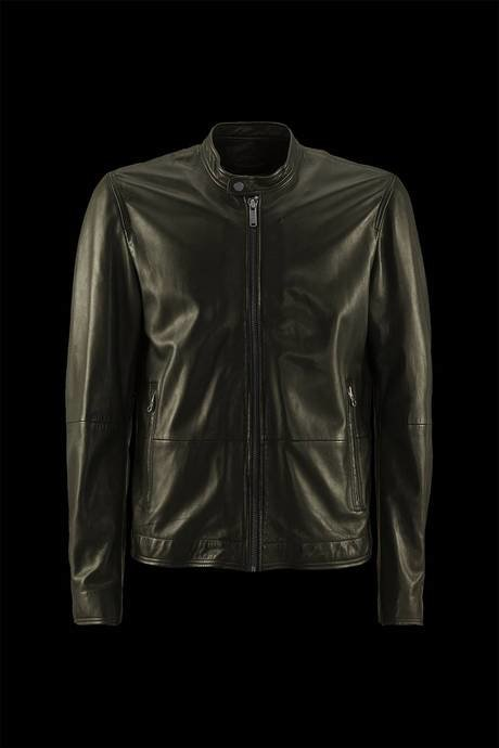 JACKET MAN REAL LEATHER