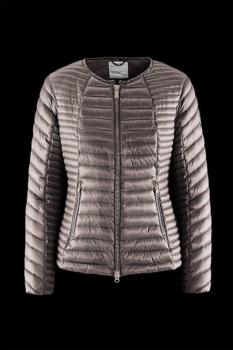 Woman's down jacket Biker