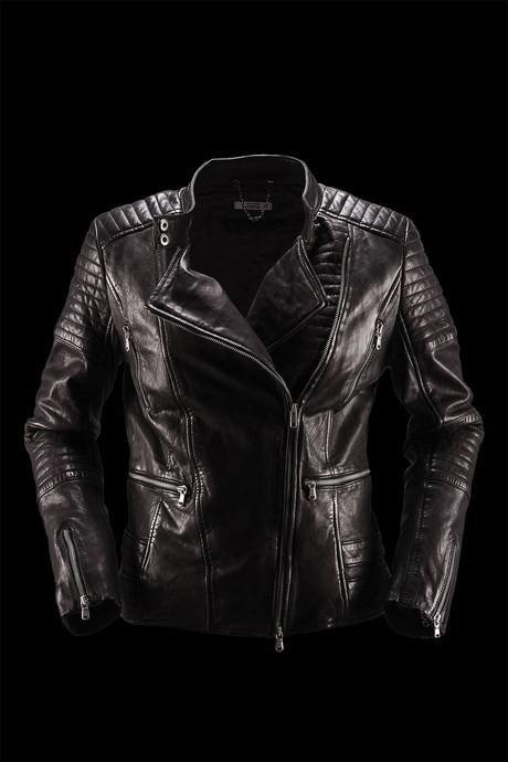 WOMAN JACKET BACHPSBR