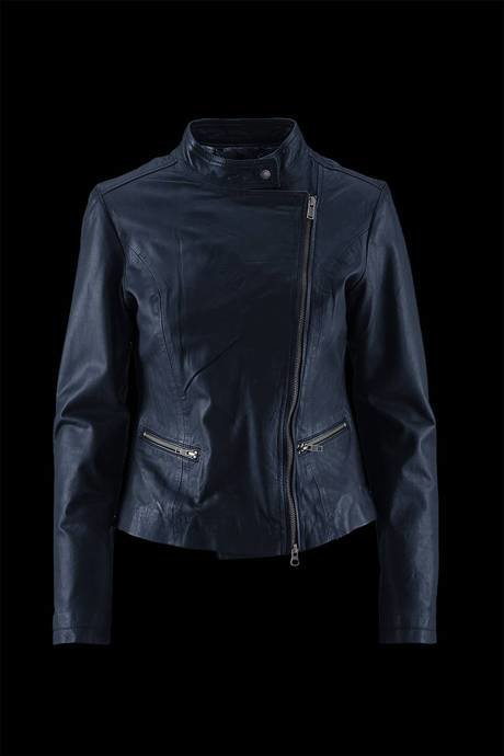 WOMEN'S LEATHER JACKET COLLAR LIST